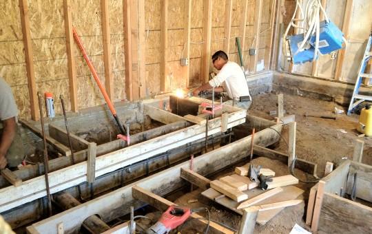 Concrete and Stucco
